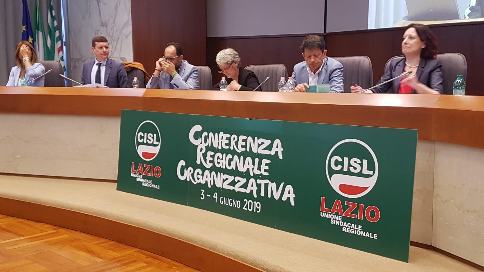 Conferenza Organizzativa Cisl Lazio10